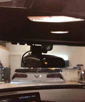 If You Have A Radar Detector In The Car, You Have Two Weeks To Get Rid Of It