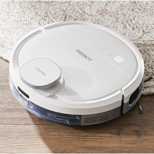Move Over Roomba- Aldi's Selling A Robot Vacuum Cleaner Called 'Deebot'