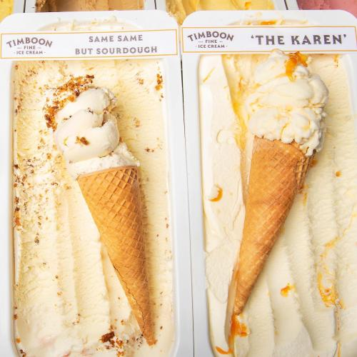 Some Legend Made A 'Karen' Flavoured Ice Cream & Can You Guess The Flavour?