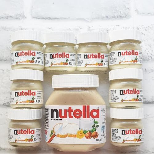 A Snack Legend Released Their Homemade White Nutella Recipe & It Looks INCREDIBLE