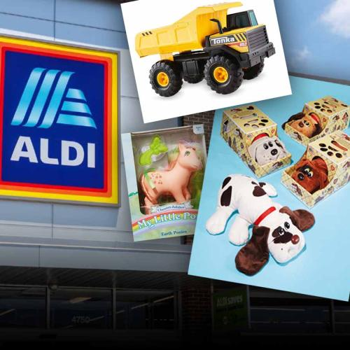 Aldi Are Bringing Back Toys You Haven't Seen Since The '80s