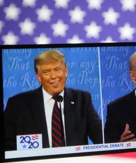 It's Official: The Next Trump-Biden Debate Will Feature A Mute Button