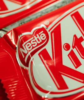 The Delicious KitKat Bar Has Just Had A Major Change Made To It