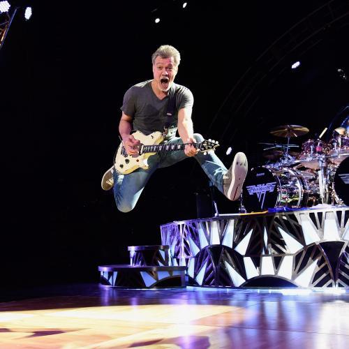 Legendary Guitarist Eddie Van Halen Dies At 65
