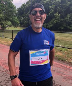 Canberra local Gus Sabatino is ready to Stride4Stroke