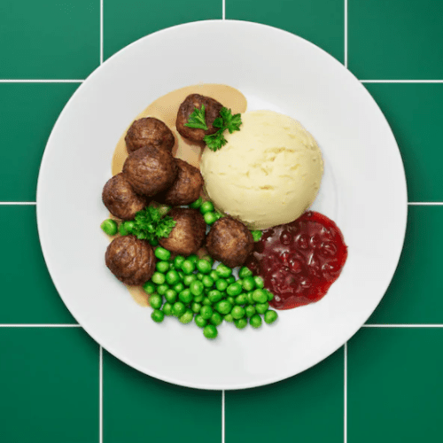Ikea FINALLY Launches Swedish Meatless Meatballs