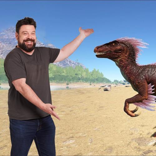 Nige's Jurassic Lark