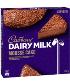 Cadbury Dairy Milk Mousse Cakes Have Hit Supermarket Shelves