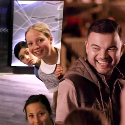 Guy Sebastian Gets The Surprise Of His Life Thanks To A Group Of Talented School Kids