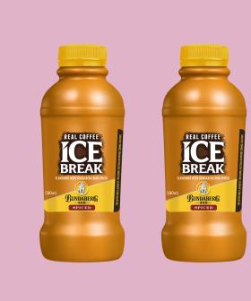 Ice Break Iced Coffee Now Has A Bundaberg Spice Rum Flavour!
