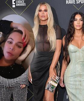 Khloe Kardashian Tested Positive For COVID-19