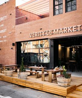 Canberra's First Upmarket Food Hall Opens Tomorrow Night!