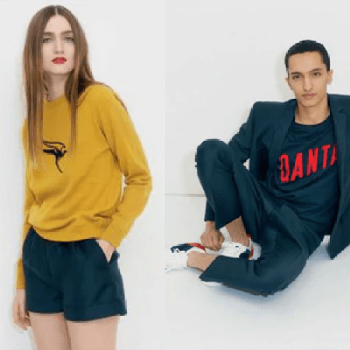 Qantas Now Has Its Own Fashion Line & Some Flights Are Actually Cheaper