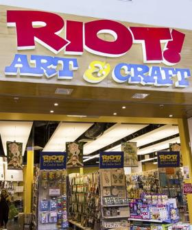 Riot Art & Craft Goes Into Liquidation, All Staff Sacked By Text Message