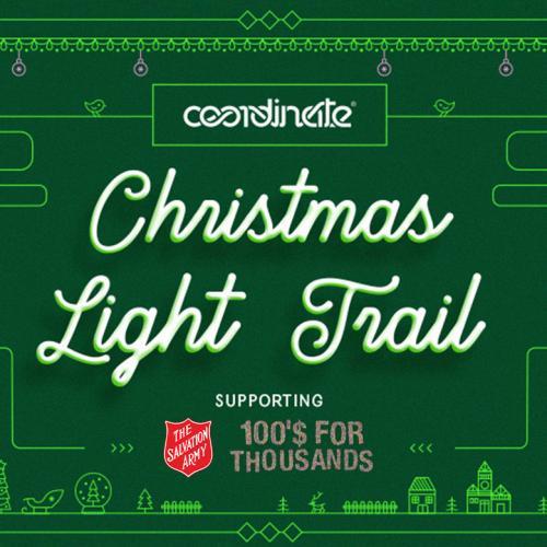 Mix106.3's Christmas Lights Trail