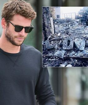 Liam Hemsworth Sells Wildfire-Ripped Home For Almost Half Of What He Bought It