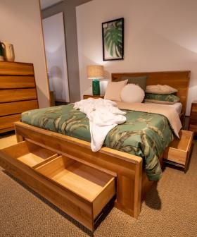 Secret Benefits of Bed Storage