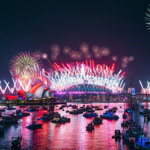 Sydneysiders Must Book For NYE Fireworks