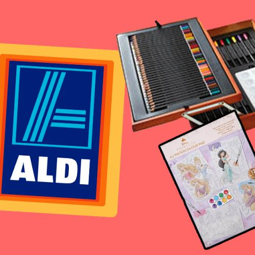5 Incredible Christmas Pressie Ideas From Aldi's Special Buys This Week!