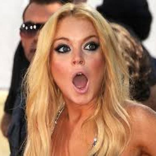"In The Most Unexpected News Of Today- Linsay Lohan Might Be In 'I'm A Celeb""?!"