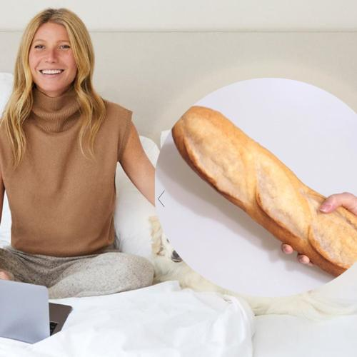 Gwyneth Paltrow Is Selling Lamp Made Out Of Bread... For What?!