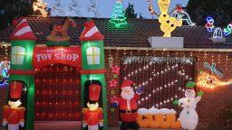 McKinley Calwell Christmas Lights