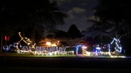 Currong Reid Christmas Lights