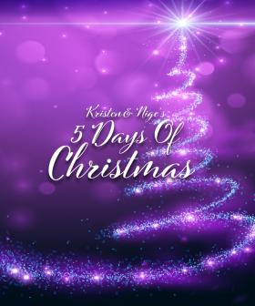 Kristen & Nige's 5 Days of Christmas