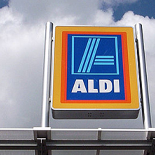 Aldi Shopper Manages To Decode A Strange Addition To Their Latest Receipt