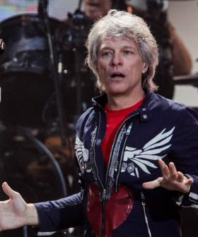 Jon Bon Jovi's Cover Of 'Fairytale of New York' Gets Absolutely Dragged By Listeners