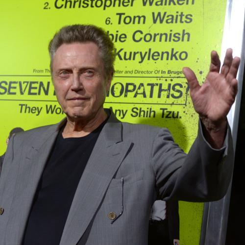 Christopher Walken Admits He's Never Owned A Mobile Phone... Or Computer