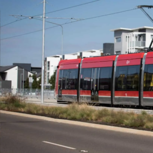 Disruptions expected as Mitchell welcomes Light Rail