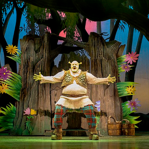Shrek Set To Swamp The Stage In Canberra
