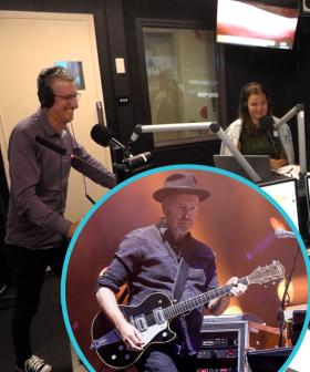 Jim From Midnight Oil Announces BIG News For Canberra