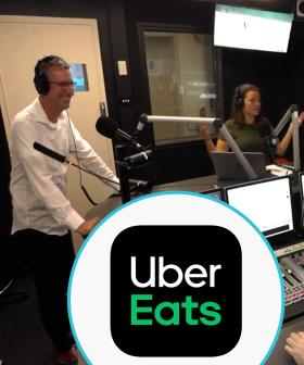 Does Kristen Take the Cake for Canberra's Laziest Uber Eats Order?