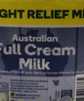 Woolworths Recall Batch Of Home Brand Milk Over Taste Concerns