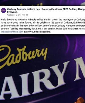 Warning Issued Over 'Free Cadbury Hamper' Scam On Facebook