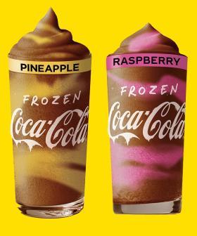 Maccas Has Release 7 Insanely Summery Frozen Coke Flavours!