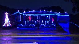 Oxley Newman-Morris Christmas lights