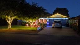 10 Sarson Street Gungahlin Christmas Lights