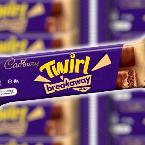 Cadbury Have Just Announced A Twirl/Breakaway Crossover Chocky Full Of Swirly, Wafery Goodness