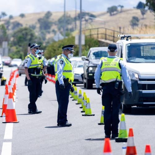 Police establish Queanbeyan coronavirus checkpoint