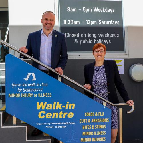 Walk-In Centres injected into the suburbs
