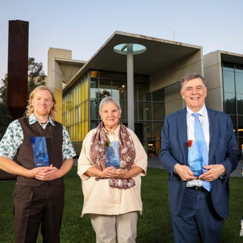 Canberrans in the running for Australia's highest honour