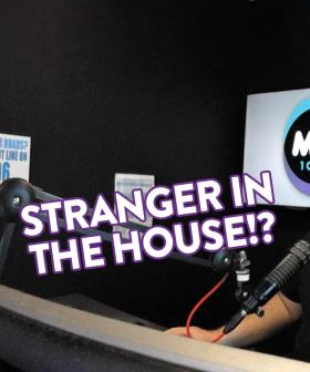 Have you ever found a stranger in your house? Nige from Scullin has!