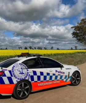 Man charged after Queanbeyan police chase