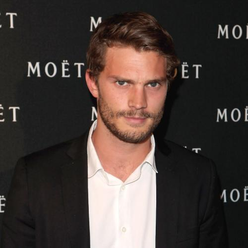 Christian Grey Ahem. I Mean Jamie Dornan Heads To Australia To Film Series For STAN!