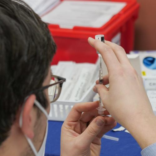 Budget boost for covid vaccine rollout