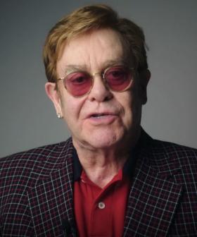 Elton John & Michael Caine Front Hilarious New COVID-19 Vaccine Advert