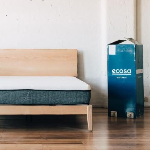 Ecosa Are Offering A $250 Discount On Their Mattresses For Valentine's Day